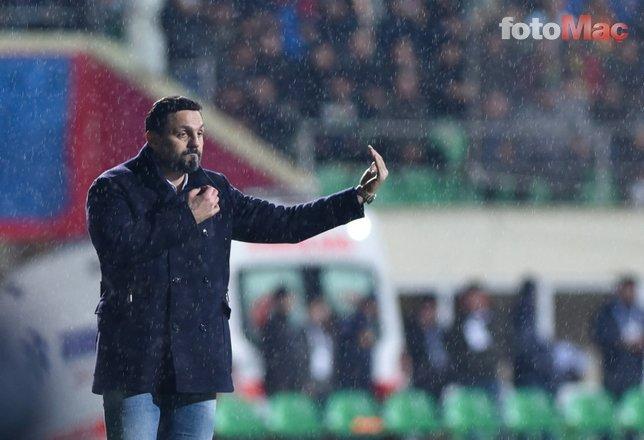 Erol Bulut Fenerbahçe isteğini resmen açıkladı!