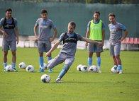 Trabzonspor'un Gaziantep FK 11'i netleşti!