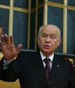 Devlet Bahçeli: Galatasaray o şahsı aforoz etsin