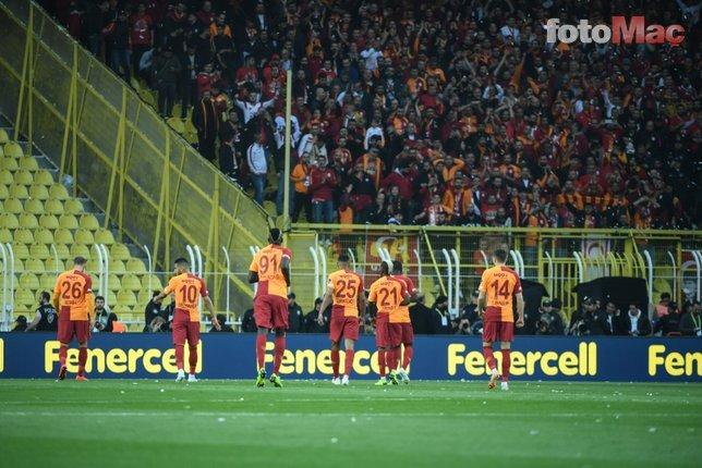 İşte Fenerbahçe'nin 10 kişi kaldığı anlar...