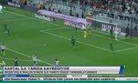 Beşiktaş ilk yarıda kaybediyor