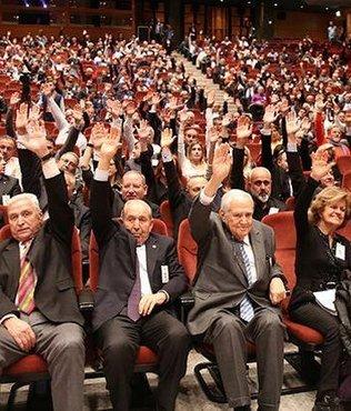 Galatasaray divan kurulu başladı