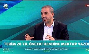 """""""Fatih Terim Türk futbol tarihi açısından çok önemli bir isim"""""""