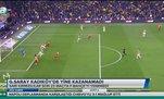 Galatasaray Kadıköy'de yine kazanamadı