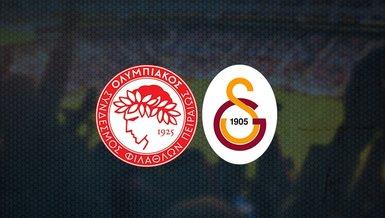 Son dakika spor haberi: Olympiakos-Galatasaray hazırlık maçı ne zaman? Saat kaçta ve hangi kanalda CANLI yayınlanacak? İşte detaylar...
