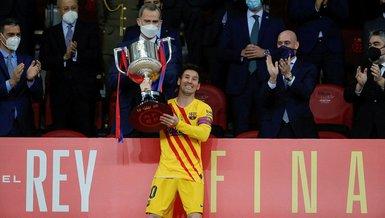 Barcelona win 2021 Copa del Rey
