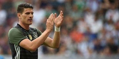 Mario Gomez sürprizi!