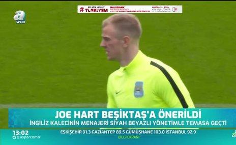 Beşiktaş kalesine sürpriz öneri!