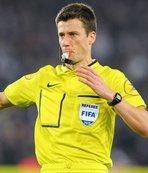 UEFA, ManU maçının hakemini açıkladı