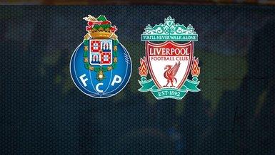 Porto Liverpool maçı saat kaçta hangi kanalda CANLI yayınlanacak?
