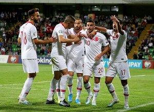 FIFA eylül ayı dünya sıralaması açıklandı! Türkiye...