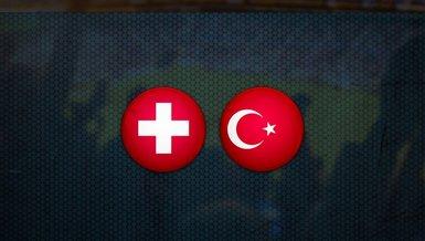 İsviçre - Türkiye EURO 2020 maçı ne zaman, saat kaçta ve hangi kanalda canlı yayınlanacak?   A Milli Takım