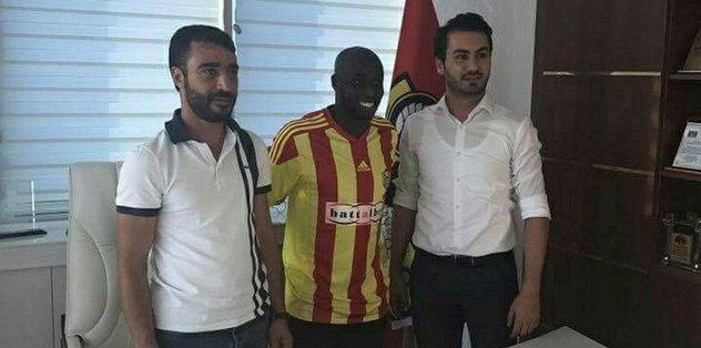 F.Bahçe'nin eski yıldızı Yeni Malatyaspor'a imza attı