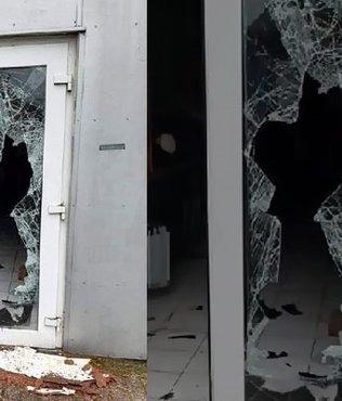 Almanya'da Türk spor kulübüne skandal saldırı! Camları indirdiler...