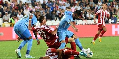 Sivasspor 1-1 Gazişehir | MAÇ SONUCU