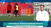 Lucas Biglia transfer sürecini anlattı!