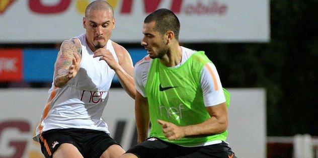 Galatasaray, Kayserispor'a hazırlanıyor
