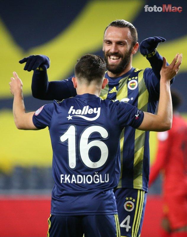 Fenerbahçe'de Muriç muazzam oynadı sosyal medya yıkıldı!