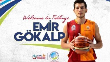 Son dakika   Lokman Hekim Fethiye Belediyespor Galatasaray'dan Emir Gökalp'ı transfer etti