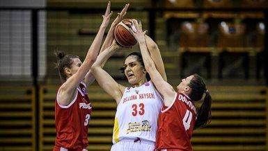 FIBA Kadınlar Avrupa Kupası'ndaki 3 maç Kayseri'de
