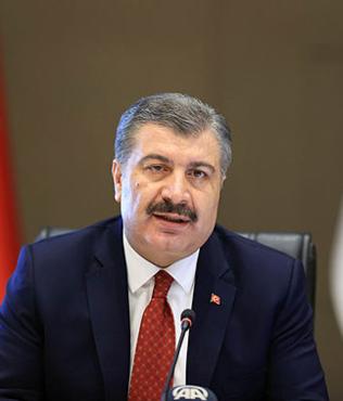 Sağlık Bakanı Fahrettin Koca güncel corona virüsü rakamlarını açıkladı (26 Mayıs)