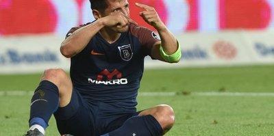 Emre Belözoğlu sakatlanarak oyundan çıktı | İşte o pozisyon!