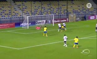 Belçika 2. Ligi'nde müthiş gol!