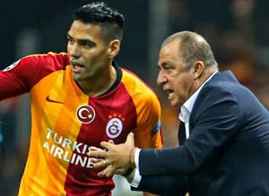 Fatih Terim Falcao'yu unuttu! İşte Galatasaray'ın muhtemel Ankaragücü 11'i