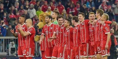 Bayern hata yapmadı!