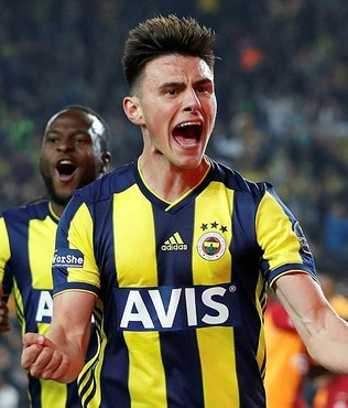 Fenerbahçe'den Eljif Elmas'a veda klibi