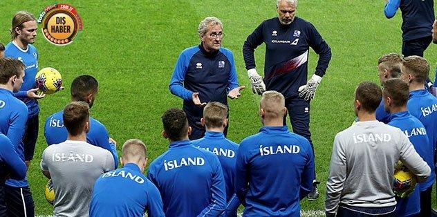 İzlanda karşılamadan çok memnun kaldı: Türklerin yaptığı...