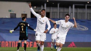 Real Madrid-Osasuna: 2-0 (MAÇ SONUCU-ÖZET)