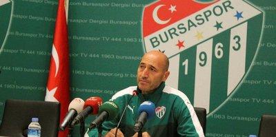 """Trabzonspor maçına çıkmayacağım"""