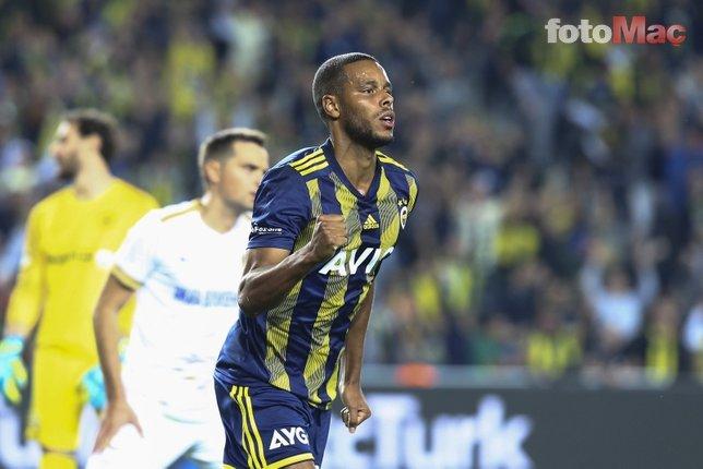 Fenerbahçe'nin golü öncesi korner tartışması! İşte o anlar