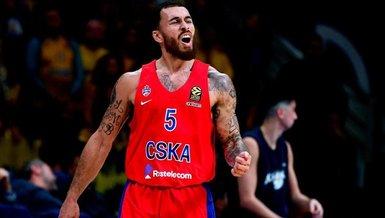 Son dakika spor haberleri: CSKA Moskova'da Mike James krizi! Yeniden kadro dışı bırakıldı