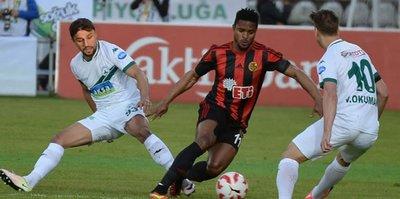 TFF 1. Lig'de 97 yabancı futbolcu mücadele etti