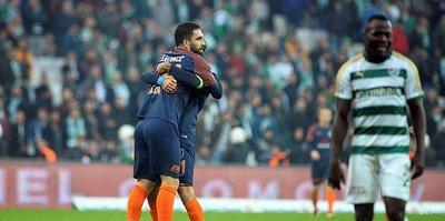 Arda golle döndü! Başakşehir kazandı...