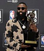 NBA'in en değerli oyuncusu belli oldu