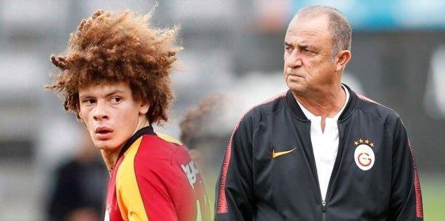 Galatasaray'da son dakika! 17 yaşındaki Erencan Yardımcı...