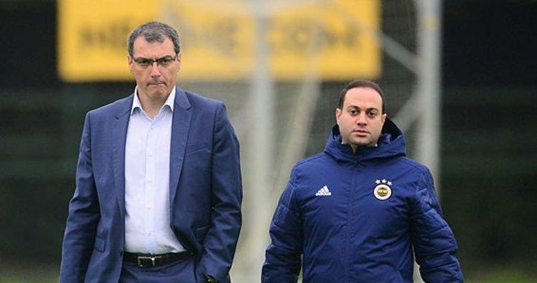 Fenerbahçe'den 3 sürpriz!