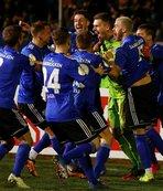 4. lig takımı kupada yarı finalde!