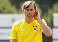 Phillip Cocu'ya göre Fenerbahçe'nin en büyük rakibi stres