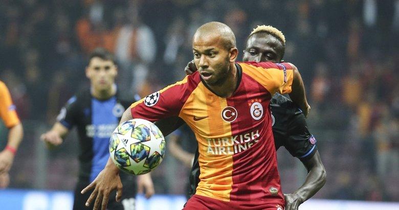 Galatasaray'dan ayrılacak mı? Mariano'dan transfer sözleri!
