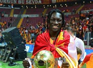 Galatasaraylı Bafetimbi Gomis en yüksek gol oranına sahip futbolcu oldu