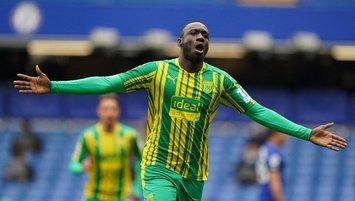 Mbaye Diagne'den Chelsea'ye gol