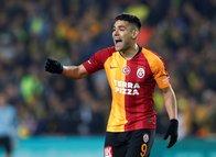 "Galatasaraylı Falcao'ya yaylım ateşi! ""Mangal yapmaya gelmiş"""