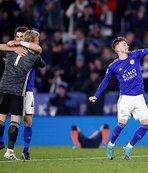 Çağlar'lı Leicester kazanmaya devam ediyor