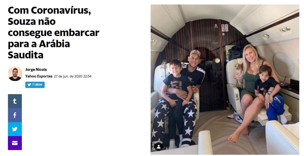 fenerbahcenin eski yildizi josef de souza corona virusune yakalandi 1593328909972 - Fenerbahçe'nin eski yıldızı Josef de Souza corona virüsüne yakalandı