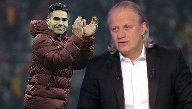 Tugay Kerimoğlu'dan flaş Radamel Falcao yorumu!