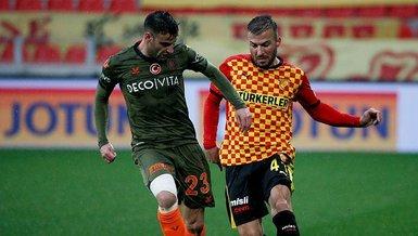 Göztepe Başakşehir 2-1 (MAÇ SONUCU - ÖZET)